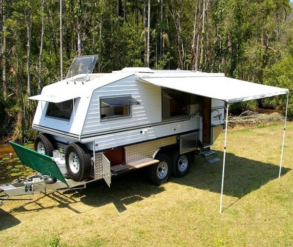 What To Check When Buying Off Road Caravans For Sale
