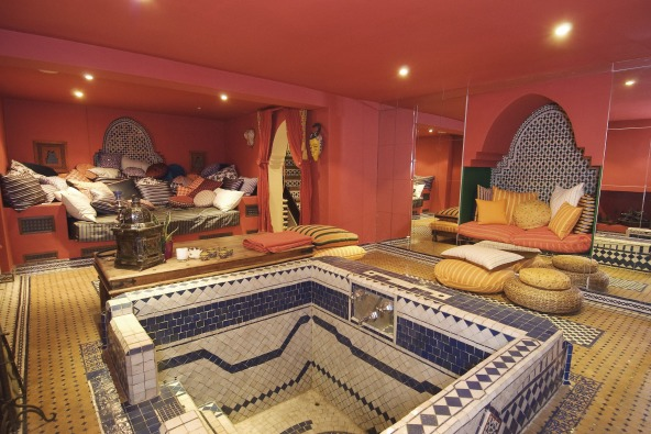 the-Moroccan-themed-bedroom