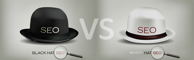 Black Hat SEO vs. White Hat SEO