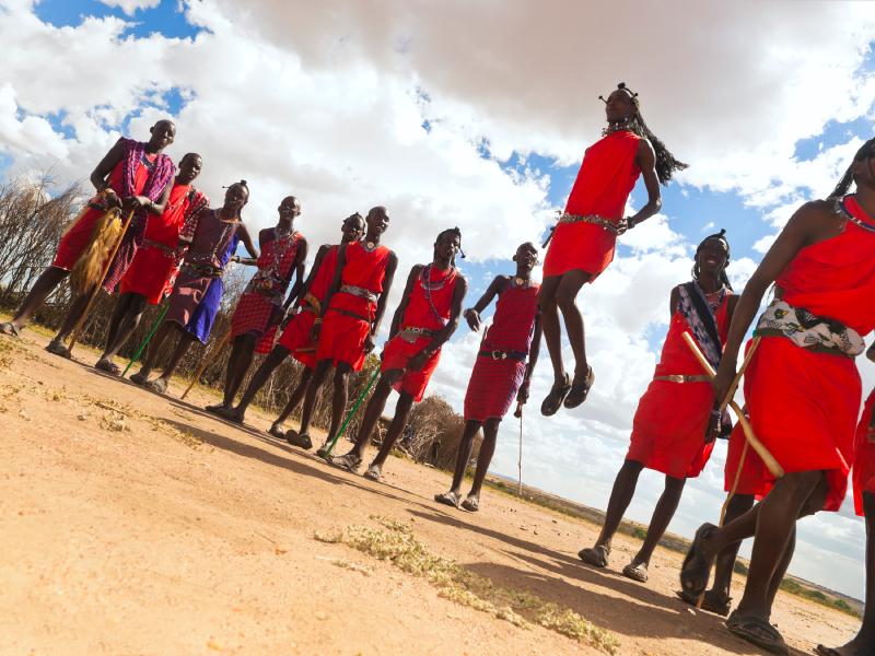 My Visit To Kenya