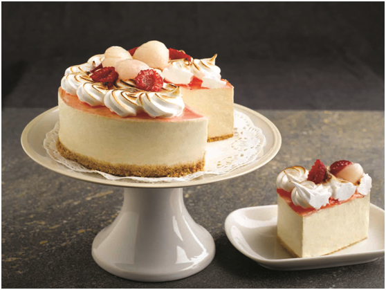 Cheese Cake: Customers First Crush For Anniversary Celebration