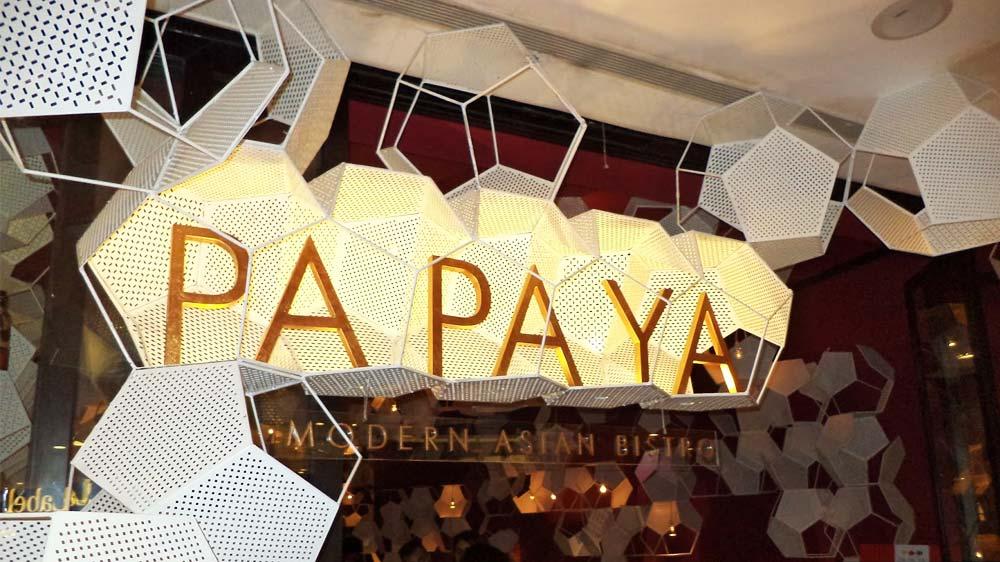 Pa Pa Ya fine dining