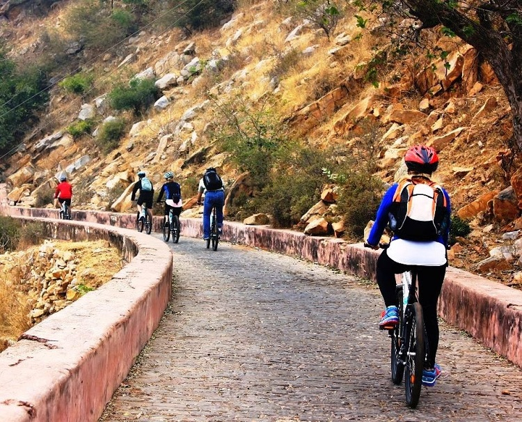 Nahargarh Fort Cycling